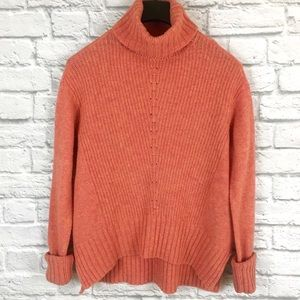 Anthropologie Moth Fireside Turtleneck Sweater XS